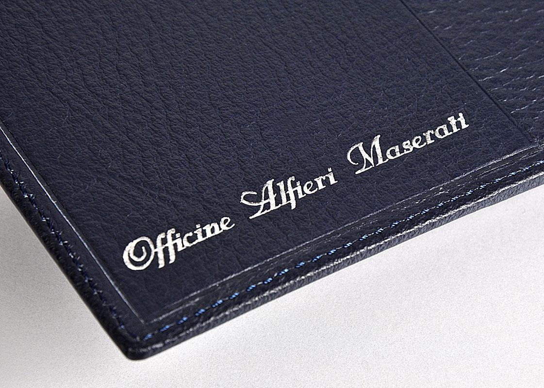 Maserati marchio corporate