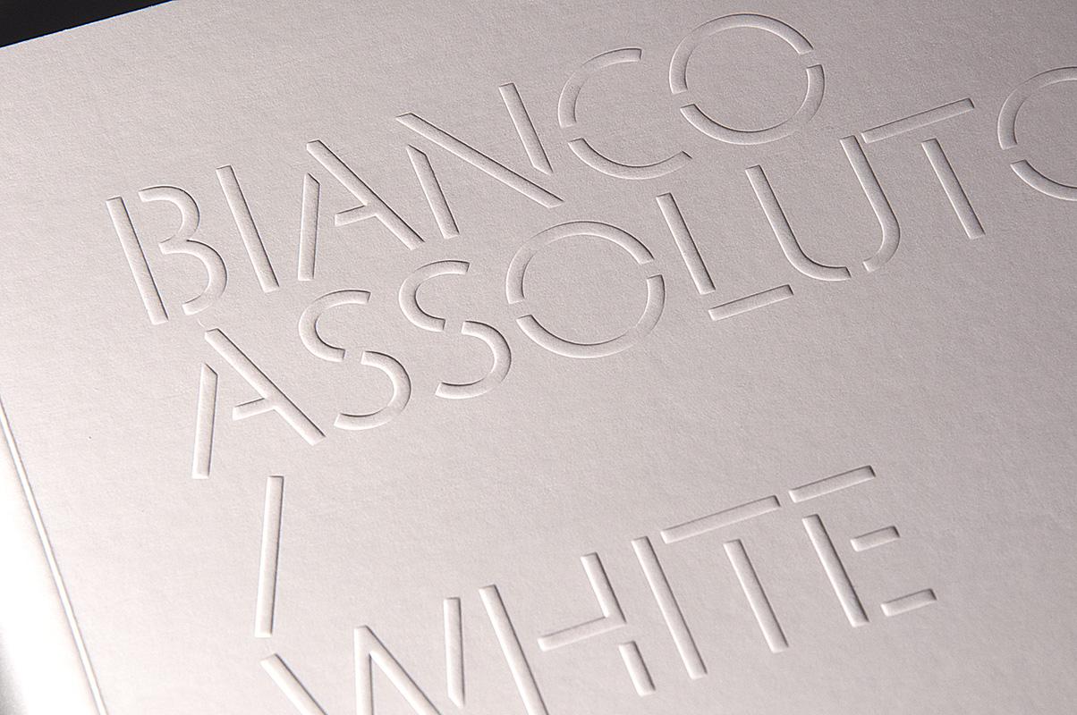 Bianco assoluto catalogo